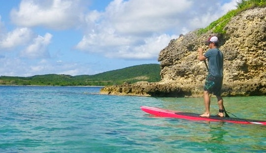 Stand Up Paddleboarding Tour In Vieques