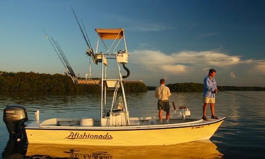 Fishing Charter On 24ft