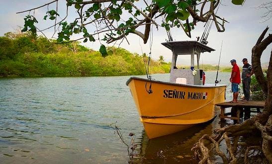 Fishing Charter On 35ft