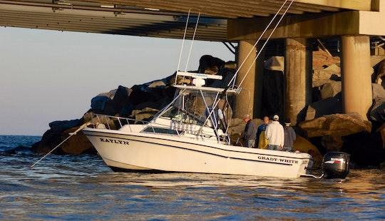 Fishing Charter On