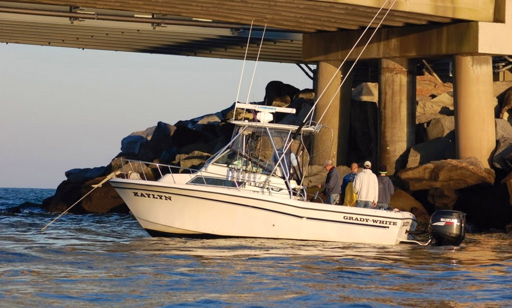 Fishing charter on kaylyn boat in virginia beach getmyboat for Charter fishing virginia beach