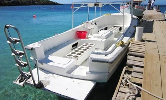 Fun Diving Trips With Padi 5 Star Instructor In West End, Bay Islands