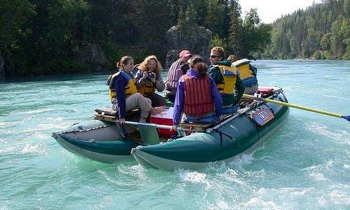 River Rafting In Sterling