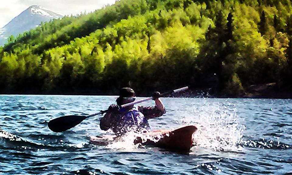 Kayak Trips In Sterling