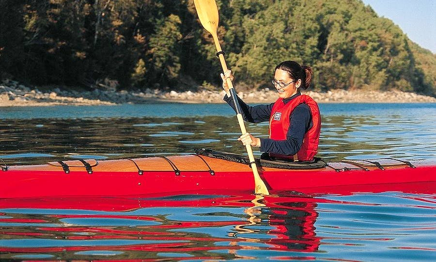 Single Kayak Rental in Baie-Saint-Paul, Canada