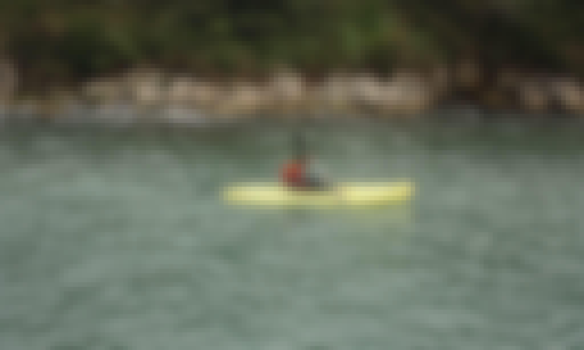 Kayak Charter in West End, Honduras