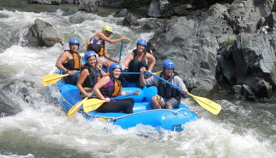 Rafting Adventure For The Whole Family In San Gil, Colombia