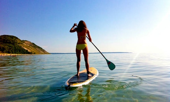 Stand Up Paddleboard Rental In Lake Worth