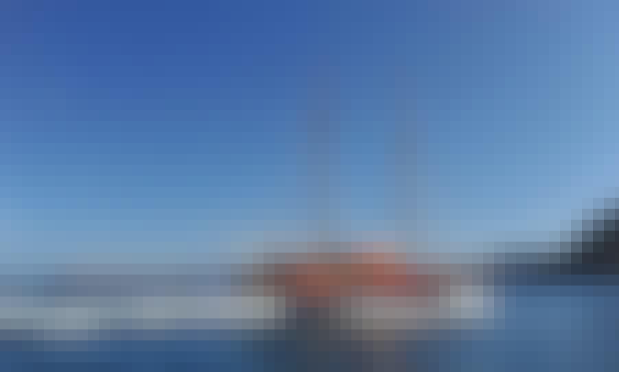 Sailing Tour to Caldera aboard 72' Gorgeous Greek Sailing Gulet