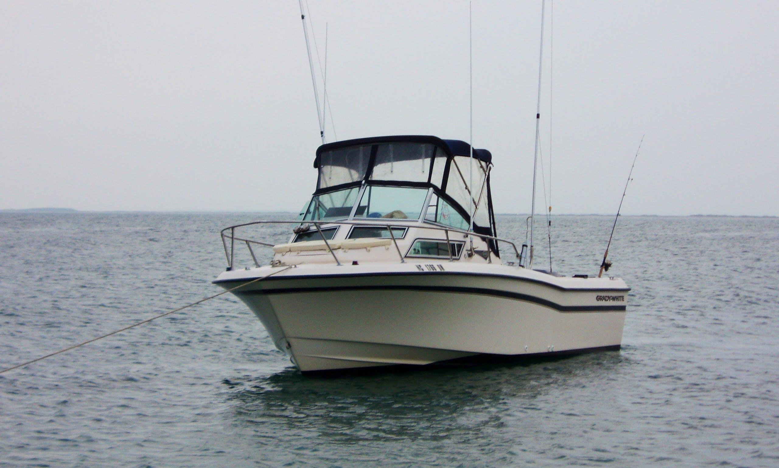 22' Grady White Fishing Boat In Mount Pleasant, South Carolina United States