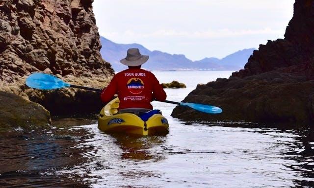 Single Kayak Rental in Sonora, Mexico