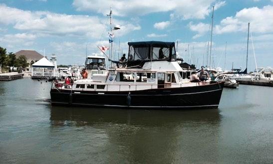 42' Pleasure Yacht Charter In Oakville