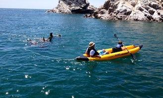 Kayaking Trips at Bird Island, Puerto Penasco