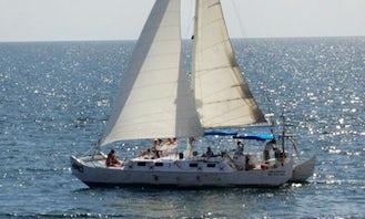 42' Sailing Catamaran Cruise In Puerto Peñasco