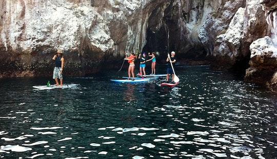 Island Sup Lesson In Punta De Mita