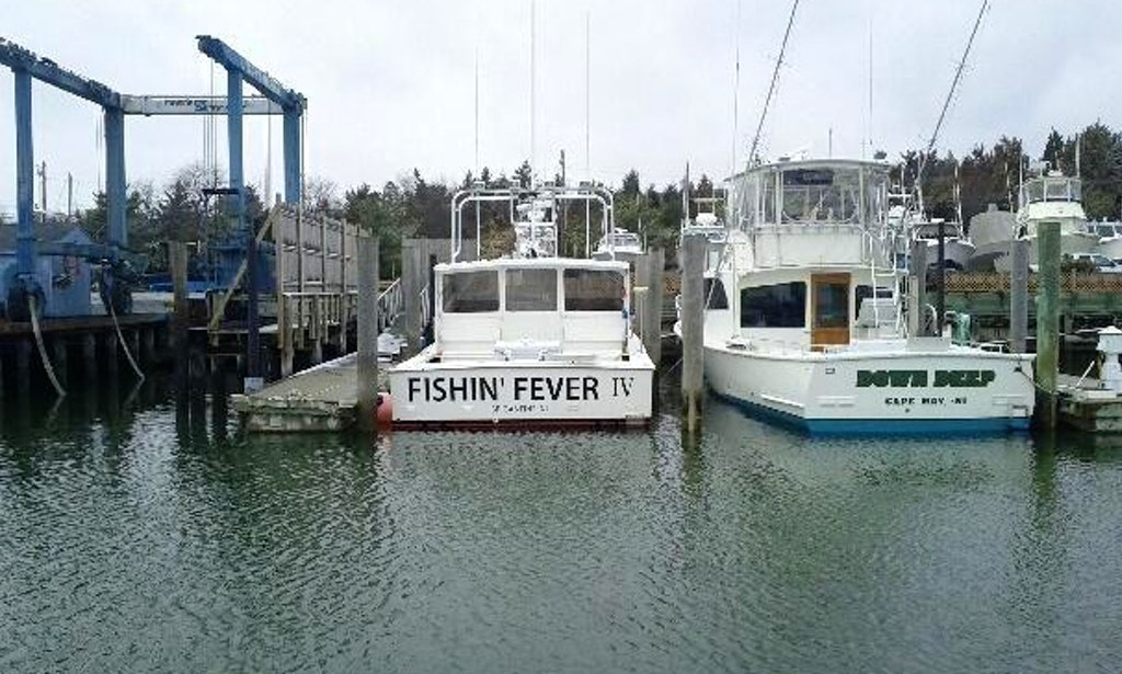 40ft fishin fever iv trewler fishing boat charter in