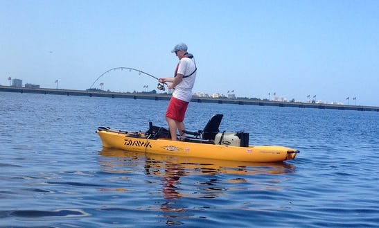 Kayak Fishing Trip In Carolina, Puerto Rico