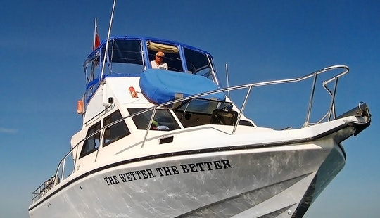 36' Dive Boat In West Palm Beach