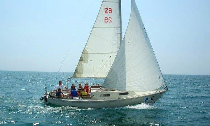 Learn to sail this summer in Buffalo, New York