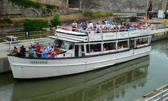 2-hour Canal Cruises On Erie Canal
