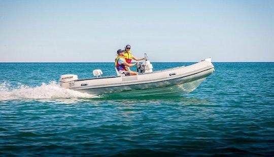 Wav Marine 500 Rib Charter In Okrug Gornji