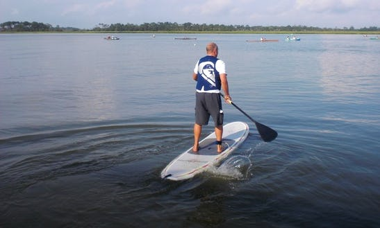 Stand Up Paddleboard Rental In Tybee Island