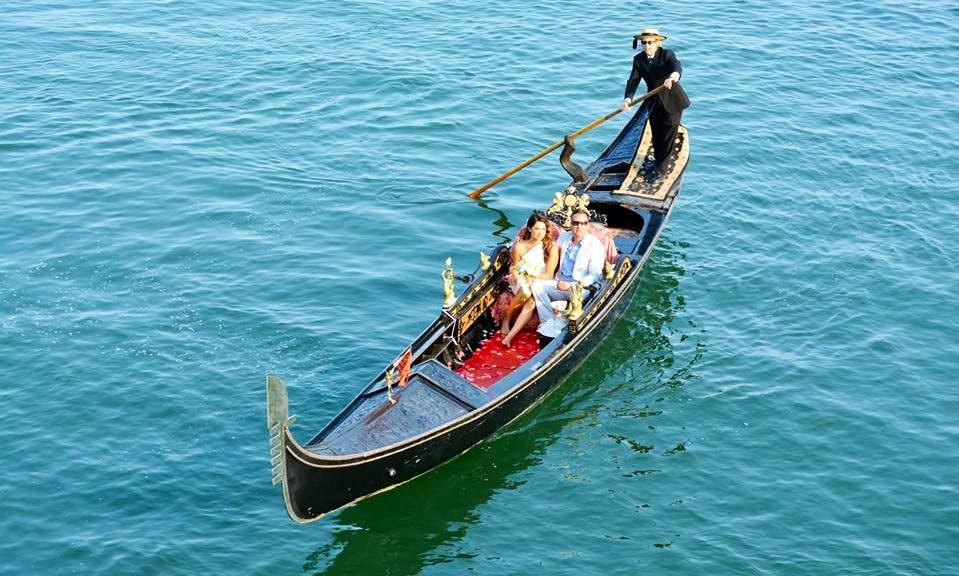 Gondola Cruises in Newport Beach