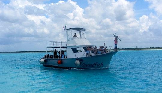 Sport Fisherman Charter In  Cozumel, Mexico