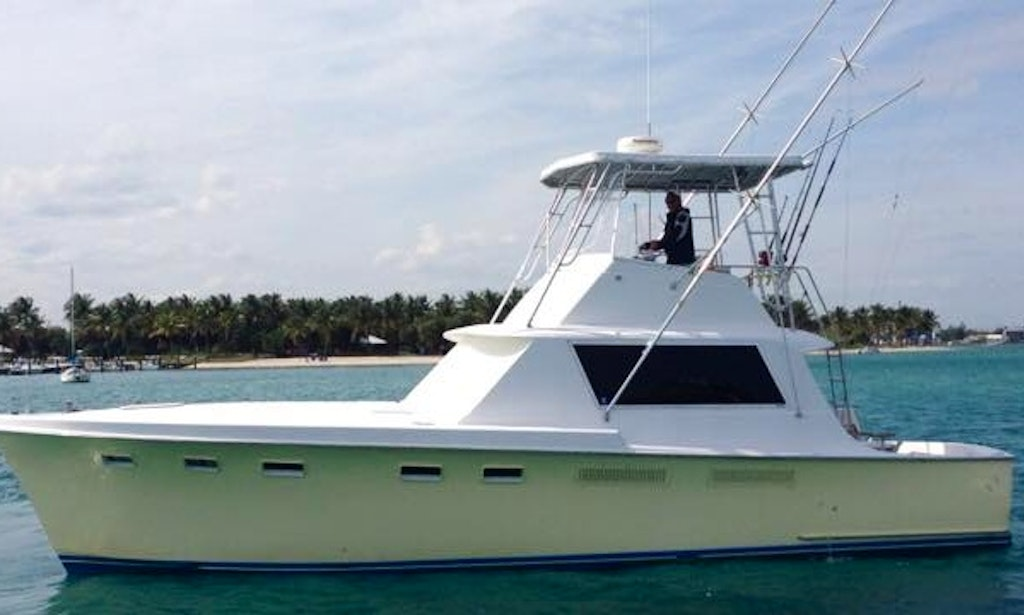 41 39 sport fisherman charter in west palm beach florida for Palm beach fishing