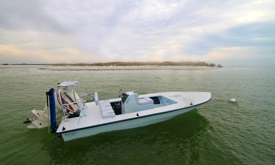 16' Guided Fishing Boat In Tavernier
