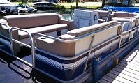 Rent a 24' Pontoon in Dunn, Wisconsin for up to 8 person
