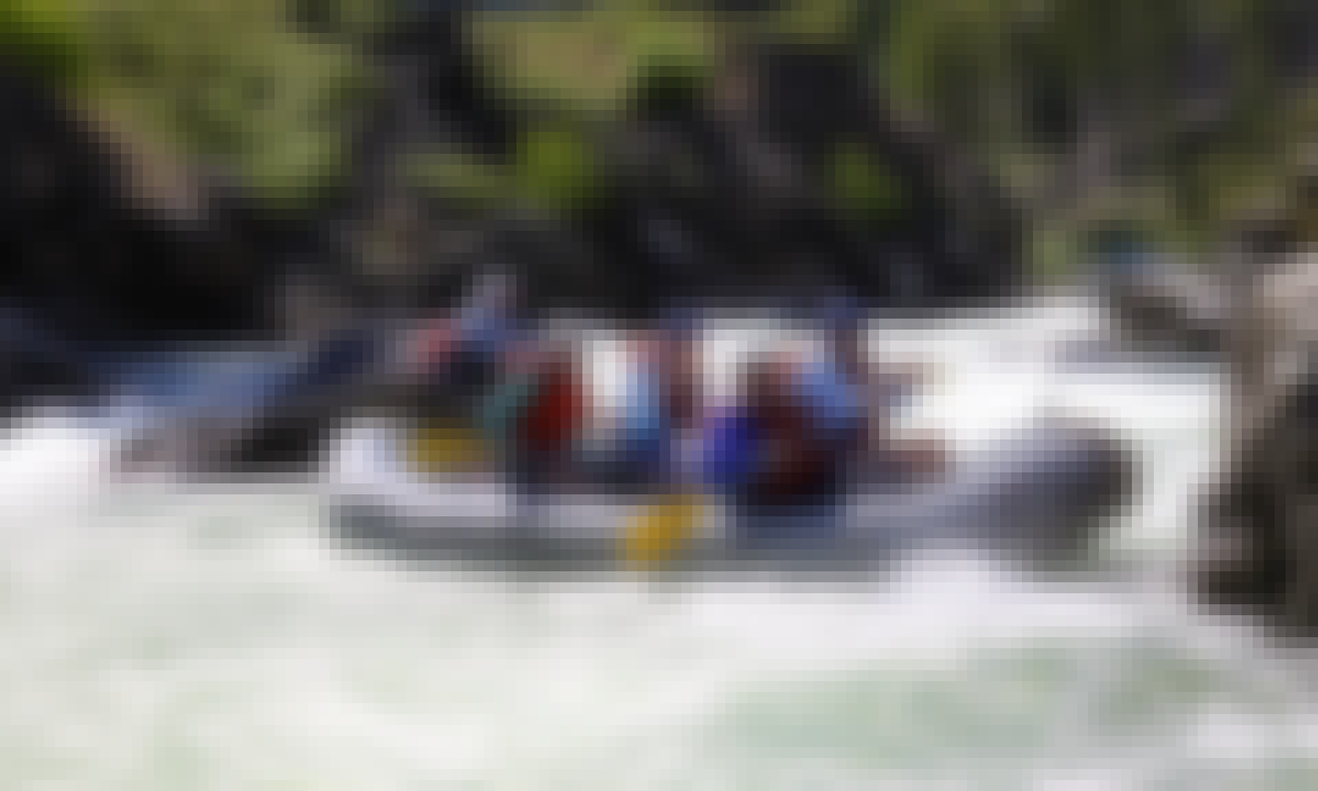 Wild River Rafting Trips in Idaho