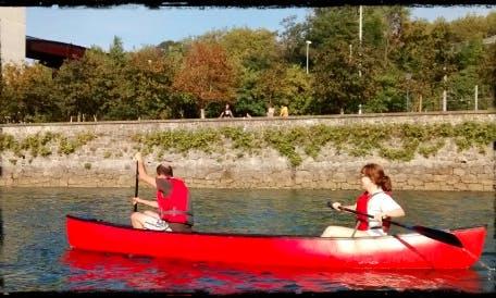 Canoe Rental in Donostia, Spain