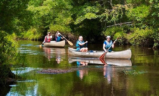 Canoe Rental In Clinton, New Jersey