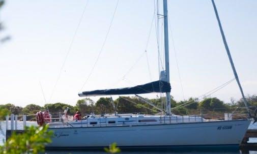 Enjoy Cruising Monohull Dufour 36  Charter in Metung, Victoria