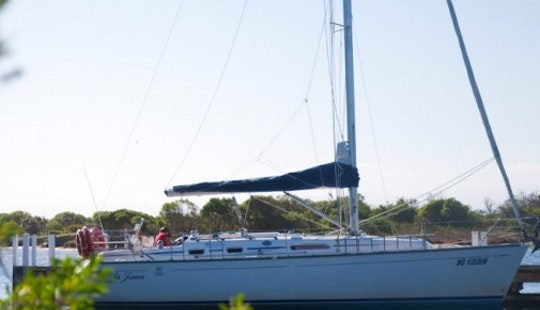 Enjoy Cruising Monohull Dufour 36  Charter In Metung, Victoria
