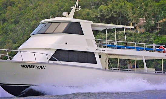 60' Fishing Charter In Port Douglas