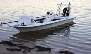 17' Mitzi Skiff Fishing Boat in Orlando, Florida