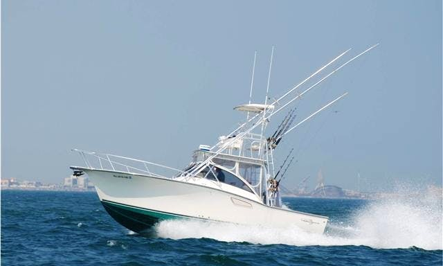 "Fishing Charter On 30ft ""Fish Hook"" Yacht In Virginia Beach, Virginia"