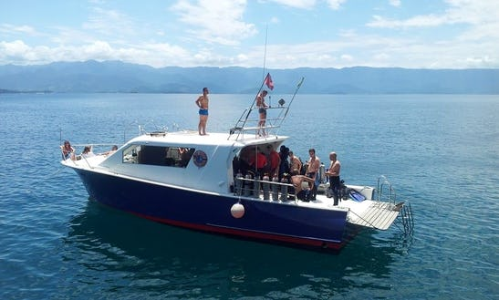 40' Dive Boat In Paraty