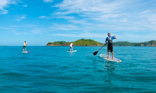 Stand Up Paddle Tour In Playa Flamingo