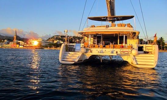 Catamaran Lagoon 560 Rental In Mumbai