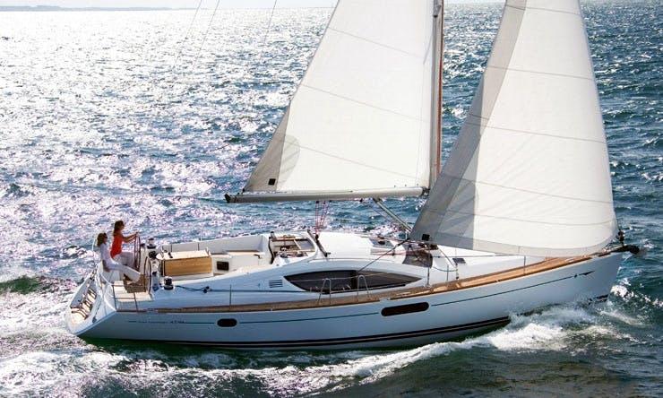 Jeanneau 45 Sun Odyssey for Rent in Mumbai