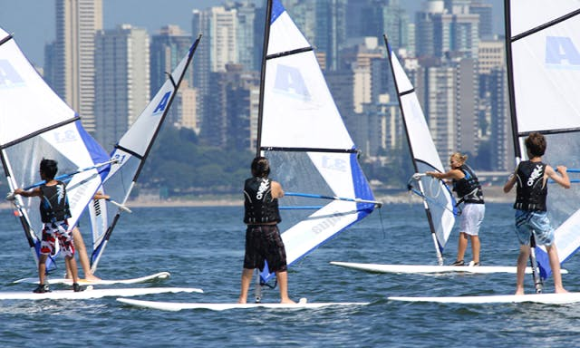 Wind Surfer Rental in Vancouver, Canada