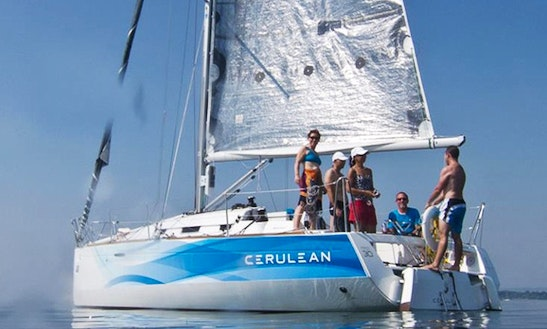 Cruising Monohull Beneteau First 30 Rental In Toronto, Canada