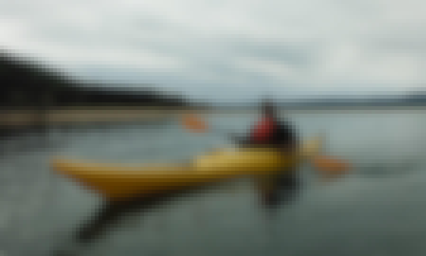 Guided Sea Kayak Tour to the Cape Breton Highlands, Nova Scotia!