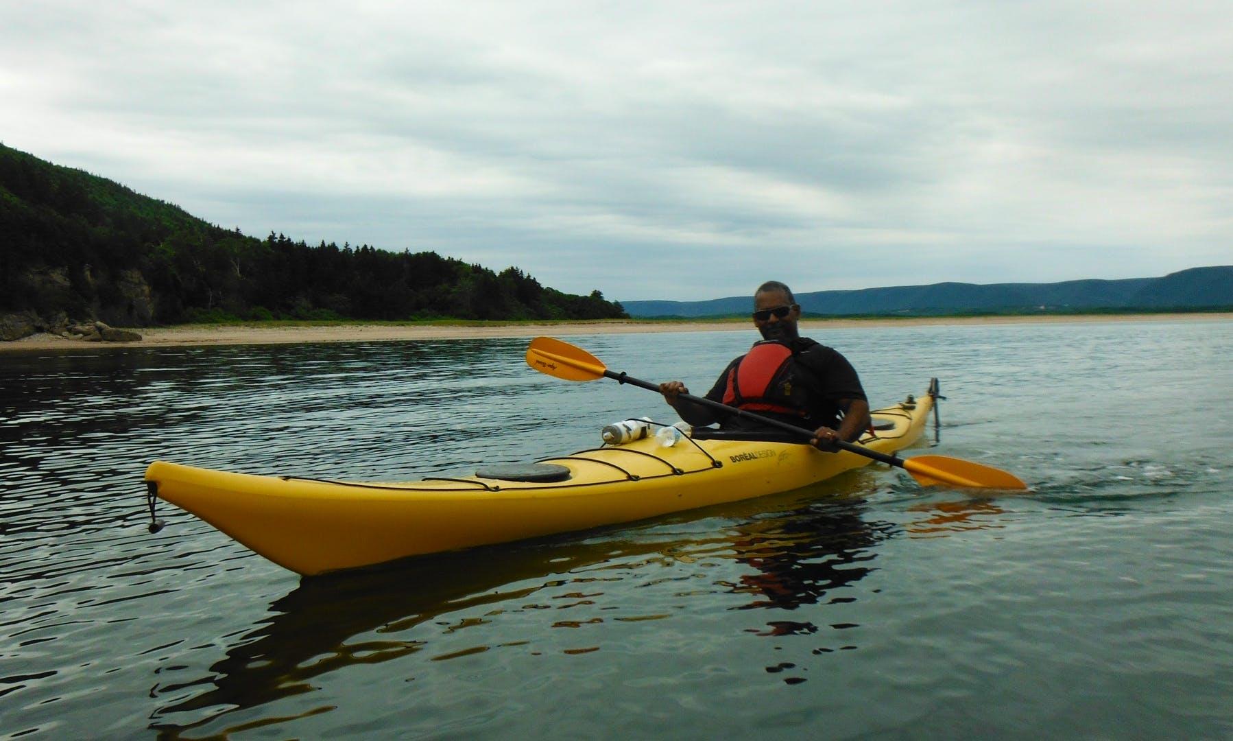Single Kayak Rental in Richmond Subd. A, Canada