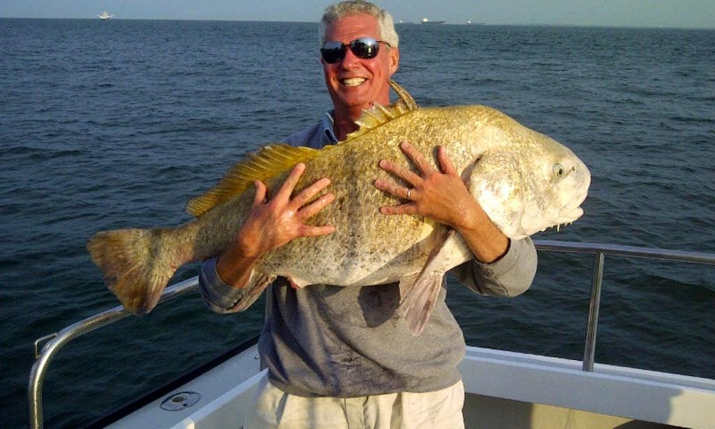 52ft net profits fishing charter in virginia beach for Virginia beach charter fishing