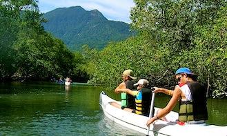 Canoe Rental in Paraty, Brazil