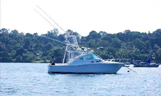 35' Sport Fisherman
